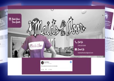 Maids At the Door