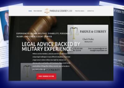 Chuck Pardue Law